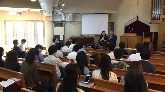 全国青年大会が行われました。